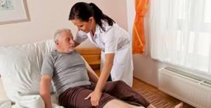 Уход за больным с переломом шейки бедра в домашних условиях