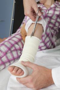 Трехлодыжечный перелом: лечение, реабилитация