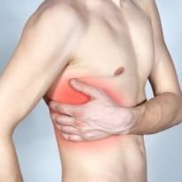 Перелом ребер: лечение в домашних условиях