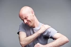 Вправление вывиха плеча