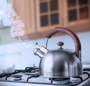 Ожог кипятком: первая помощь в домашних условиях