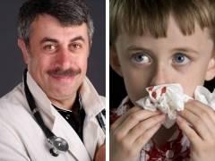 Кровотечение из носа: прчины носового кровотечения у детей и взрослых, первая помощь