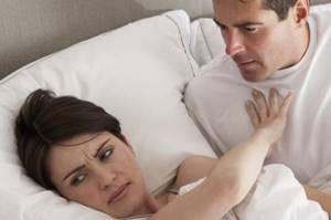 Боль при половом акте - причины диспареунии
