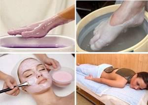 Парафинотерапия для рук, ног, лица в домашних условиях и салоне, показания и противопоказания
