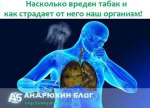 Вред курения для организма человека, женщины, пассивного курения на детей
