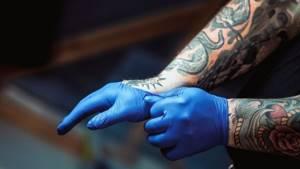 Татуировка и здоровье: краска от татуировок проникает в ближайшие лимфоузлы