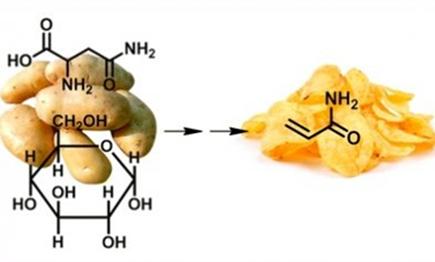 Продукты с акриламидом: картофель фри, печенье, кофе. чипсы - провоцируют развитие рака