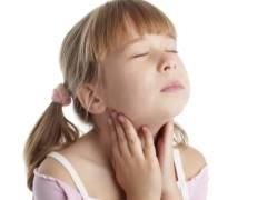 Ангина у ребенка - лечение, как быстро вылечить ангину у детей