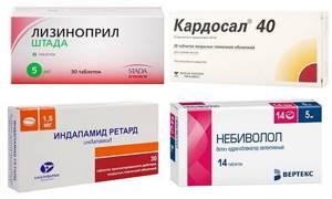 Как правильно подобрать таблетки от давления - Лечение ...