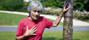 Одышка: причины при ходьбе, в покое, при сердечной недостаточности, при нагрузке