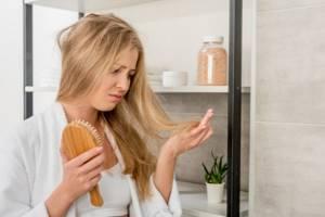 Выпадают волосы после родов, при беременности, что делать
