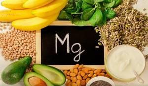 Недостаток магния в организме: симптомы, продукты, препараты