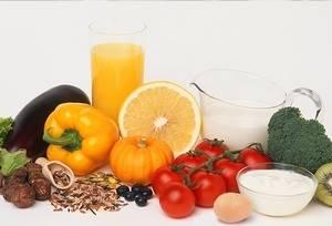 Глютеносодержащие продукты, список безглютеновых продуктов