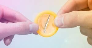 Презервативы не способны защитить от СПИДа