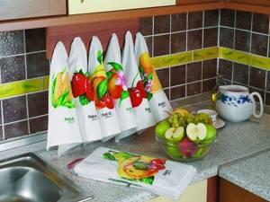 Кухонные полотенца, терки, ножи, губки - источники опасных инфекций для ослабленных людей