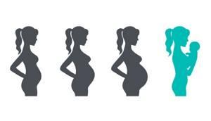 Курение во время беременности - отказ от курения сокращает детскую заболеваемость и смертность