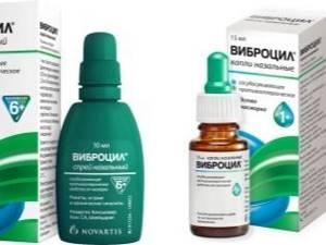 Виброцил: инструкция по применению капель в нос, спрея и геля, детям и беременным