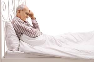 Старческое слабоумие: симптомы, причины, лечение