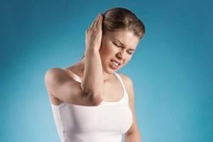 Боль в ушах: причины, что делать, как лечить