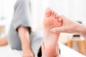 Диабетическая стопа: симптомы, лечение, причины, уход за ногами при диабете